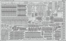 USS Intrepid CV-11 pt.1 1/350