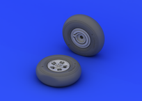 Spitfire Mk.I/II wheels 1/32