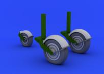 Meteor F.4 wheels 1/32