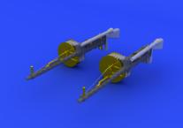 MG 14/17 Parabellum WWI gun 1/32