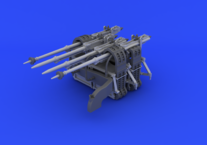 Mosquito FB Mk.VI оружейный отсек 1/32