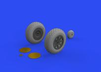 P-40E wheels 1/32