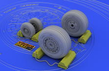 F-4C/D/E/F/G wheels 1/48