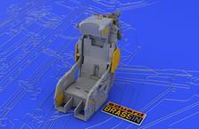 Su-7 seat 1/48