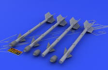 AIM-9B サイドワインダー 1/48