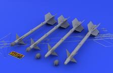 AIM-9M/L サイドワインダー 1/48