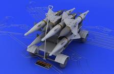 RS-2US / AA-1 アルカリ運搬用カート 1/48
