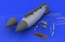 IAB-500 imitation atomic bomb 1/48