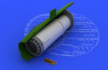 MiG-21BIS exhaust nozzle 1/48