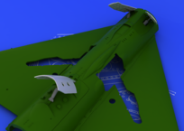 MiG-21 late airbrakes 1/48