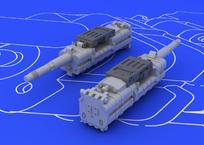 MK 108 機関砲 1/48