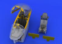 MiG-29 kokpit 1/48