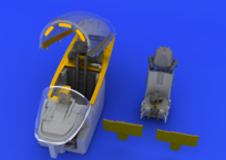 МиГ-29 кабина 1/48