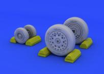 F-4B/N wheels 1/48