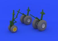 B-29 wheels 1/48