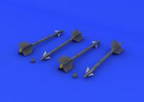 AIM-9D サイドワインダー 1/48