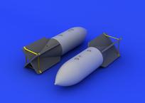 SC 500 German bombs 1/48