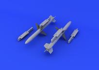 AGM-88 ハーム 1/48