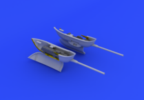 Bf 109 機関砲ポッド 1/48
