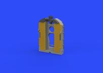 SE.5a radiator - Wolseley Viper 1/48