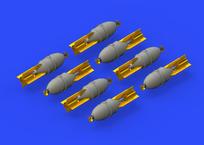 FAB 100 Soviet WWII bombs 1/48