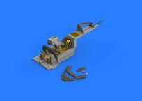 Fw 190A-5 コクピット 1/48