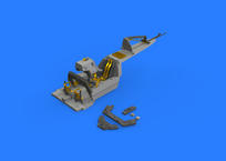 Fw 190A-5 кабина 1/48
