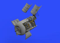 Fw 190A-5 engine & fuselage guns 1/48