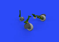 MiG-23ML wheels 1/48