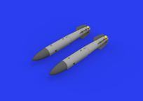 B43-0 Nuclear Weapon w/ SC43-3/-6 tail assembly 1/48