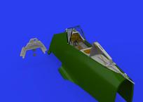 Fw 190A-8 кабина 1/48