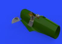 Spitfire Mk.I кабина 1/48
