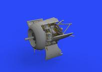 Fw 190A-8/R2 двигатель 1/48