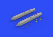 UPK-23-250 пушечные гондолы 1/48