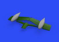 P-51D 165gal топливный бак 1/48