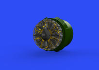B-17G двигатели 1/48