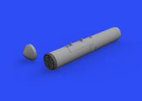 SUU-25 výmetnice dipólů a klamných cílů 1/48