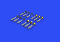 BDU-33 & Mk.76 bombs 1/48