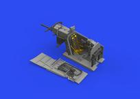 F-6D cockpit 1/48
