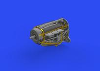 Spitfire Mk.II engine 1/48