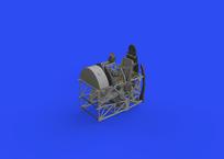 Tempest Mk.II cockpit 1/48