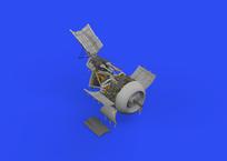 Fw 190F-8 engine & fuselage guns 1/48