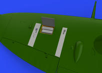 Spitfire Mk.Vb gun bays 1/48