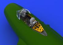 MiG-15 コクピット 1/72