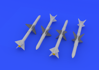 AIM-7E Sparrow 1/72