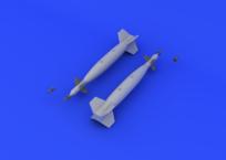GBU-10 ペイブウェイ I 1/72