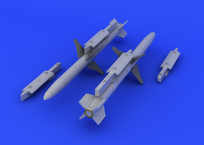 AGM-88 ハーム 1/72