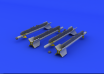 ракеты Р-3С для МиГ-21 1/72