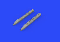 Ki-61-Id exhaust stacks 1/72