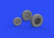 Buccaneer S.2C wheels 1/72